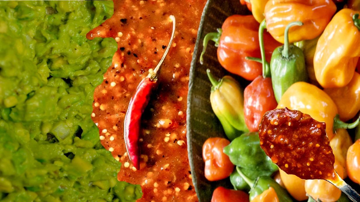 salsas mexicanas-chile