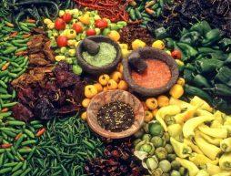 salsas mexicanas tipos chiles