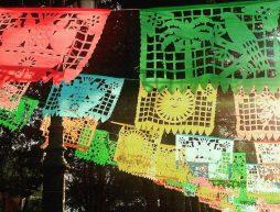 adornos calles de mexico adornadas