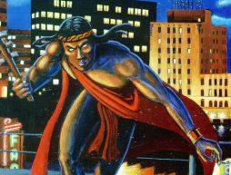 aztec of the city super heroe mexicano
