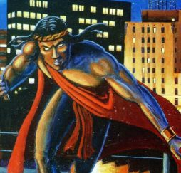 aztec of the city super heroe mexicano