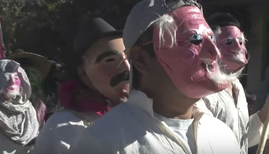 batallas rituales mexico Xamage hidalgo