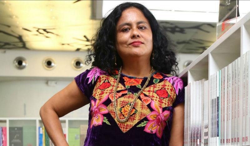 escritores indigenas mexicanos natalia toledo