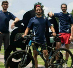 mexicanos recorreran bicicleta norteamerica anti trump