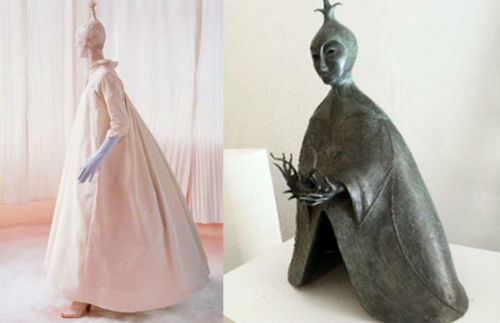 tilda swinton leonora carrington Tim Walker fotos