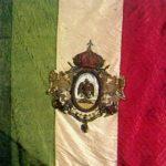 Bandera del Imperio de Maximiliano.