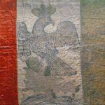 Bandera de Agustín de Iturbide.