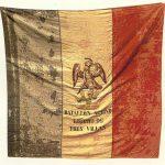 Bandera del Regimiento de las 3 Villas (1823)