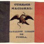 Bandera del Batallón Libres de Puebla (1846)