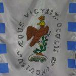 Banderín de Morelos.