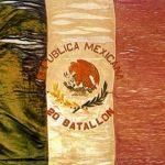 Bandera del 20º Batallón.