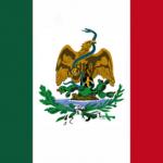 2da. Bandera de Porfirio Díaz.