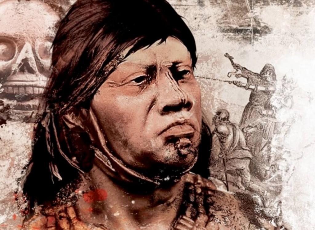 canek guerrero maya heroe