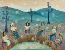 carmen esquivel arte naif mexicano pintora