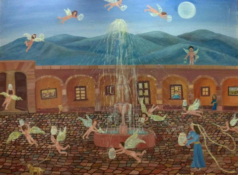 carmen esquivel arte naif mexico