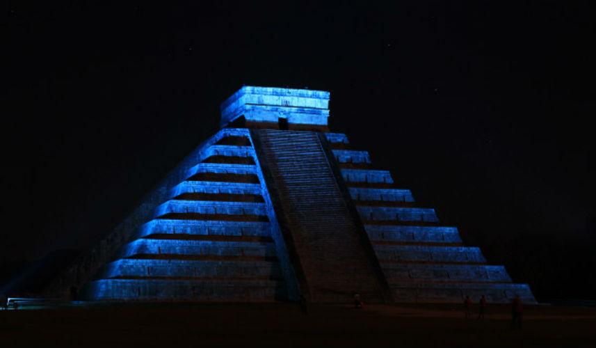 efectos sonido piramide kukulkan lluvia