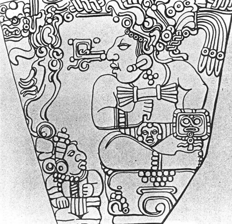 enanos importancia mayas