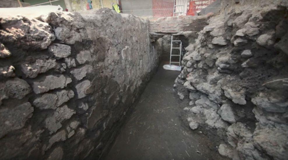 hallazgos arqueologicos pino suarez