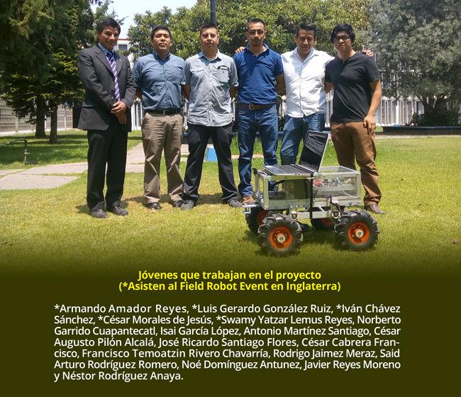 mexicano desarrollan robot agricultor