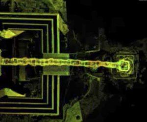 tunel teotihuacan