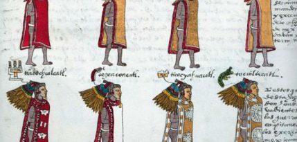 vida cotidiana tenochtitaln nobles nobleza mexica