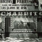 Facade Pulqueria, 1926