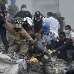 Un rescate en Álvaro Obregón 286, Condesa / Foto: The New York Times