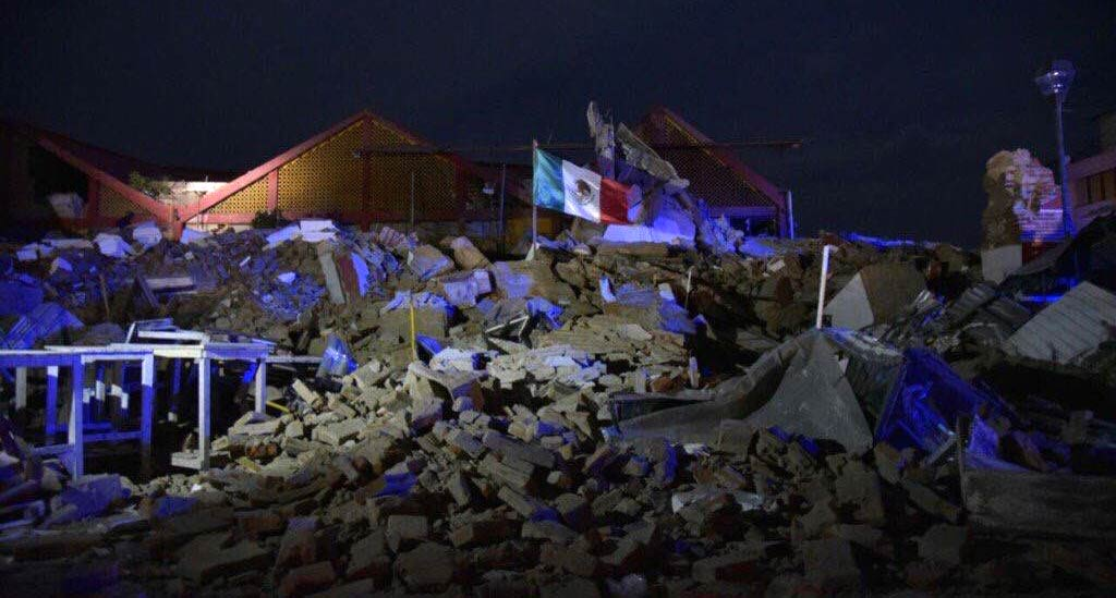 Centros de acopio para ayudar a v ctimas del sismo en for No mas 900 oficina directa