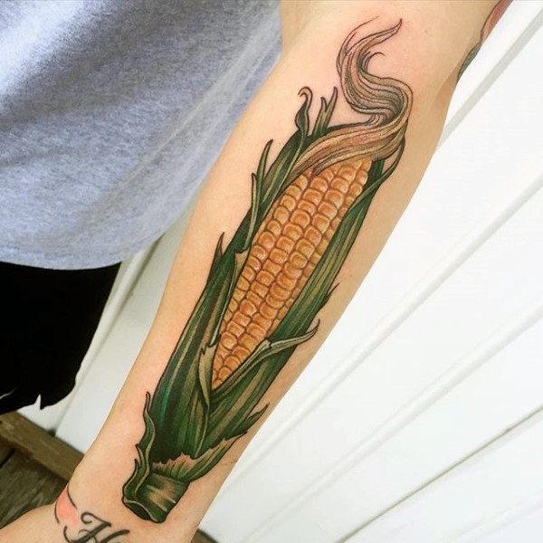 tatuaje-maiz-comida-mexicana