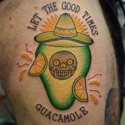 tatuaje-aguacate-comida-mexicana