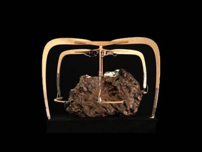 exposicion-meteorito-80kg-musica-mexicanos-marcela-armas-gilberto-esparza-glasgow