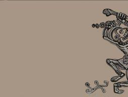 grabado-mexicano-ilustraciones-mayas-leopoldo-mendez-fabula-incidentes-melodicos-mundo-irracional