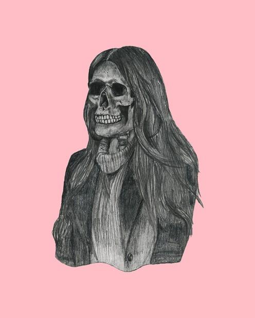 Runsy artista mexicana chicana ilustraciones