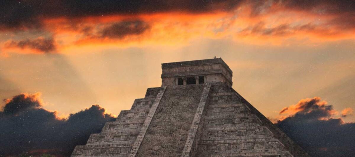 Arquitectura mexicana, descubrimientos arqueológicos, cultura maya