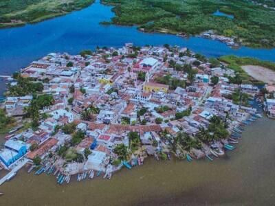 isla artificial mexicana, nayarit mexico, mexicas, aztecas