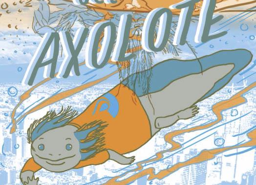 comics-mexicanos-axolote-cuidado del agua-mexico isla urbana