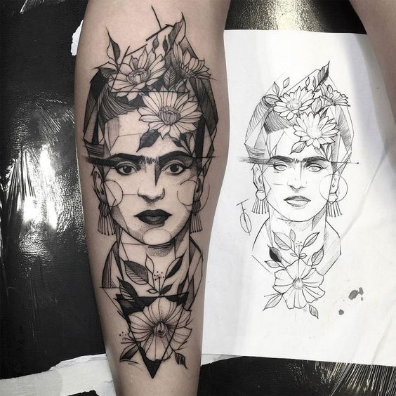 mejores-artistas-surrealistas-mexico-surrealismo-remedios-varo-leonora-carrington-frida-kahlo-tatuajes