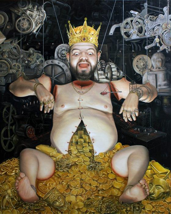 mejores-pintores-mexicanos-jose-luis-lopez-galvan-pinturas-surrealismo-10