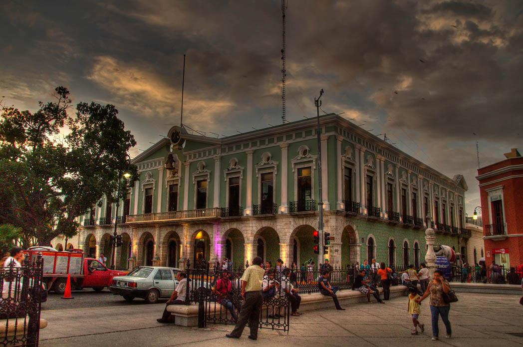 merida yucatan ciudad mas pacifica de mexico