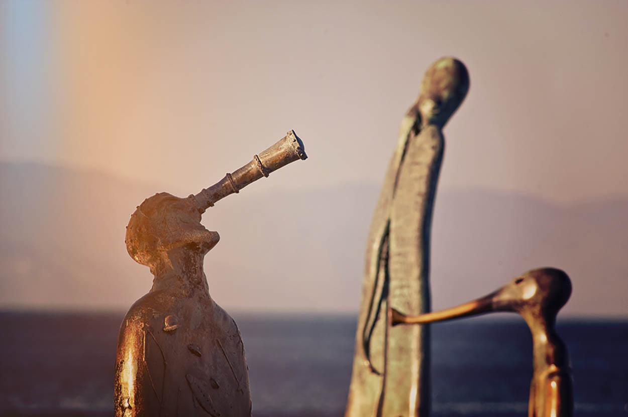 puerto-vallarta-lugares-turismo-que-hacer-rotonda-del-mar-esculturas-alejandro-colunga