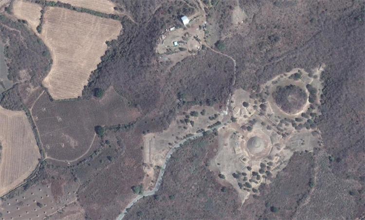 zona-arqueologica-mexico-google-earth-guachimontones-jalisco