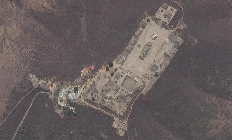 zona-arqueologica-mexico-google-earth-monte-alban-oaxaca