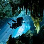 Científicos descubren un ecosistema completo en las cavernas acuáticas de Yucatán