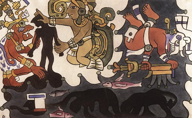 el-popol-vuh-ilustrado-por-diego-rivera-una-nueva-forma-de-hablar-del-origen-del-mundo-2