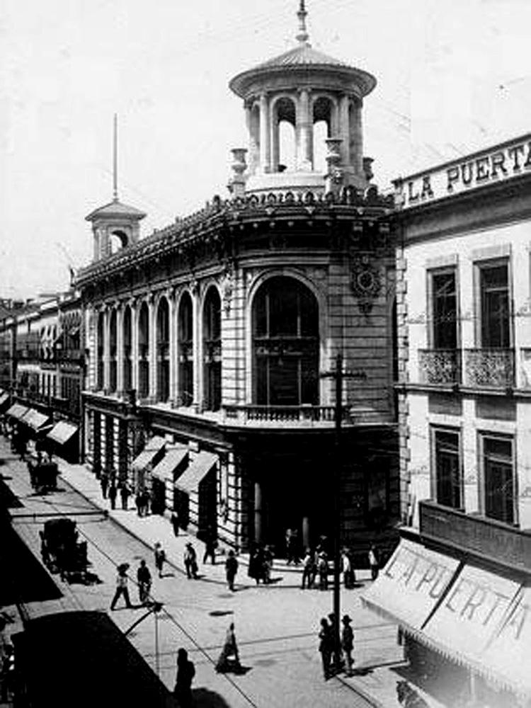 El poco conocido padre de frida kahlo y sus incre bles for Sanborns azulejos historia