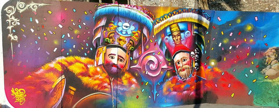 Murales Significado Y Origen
