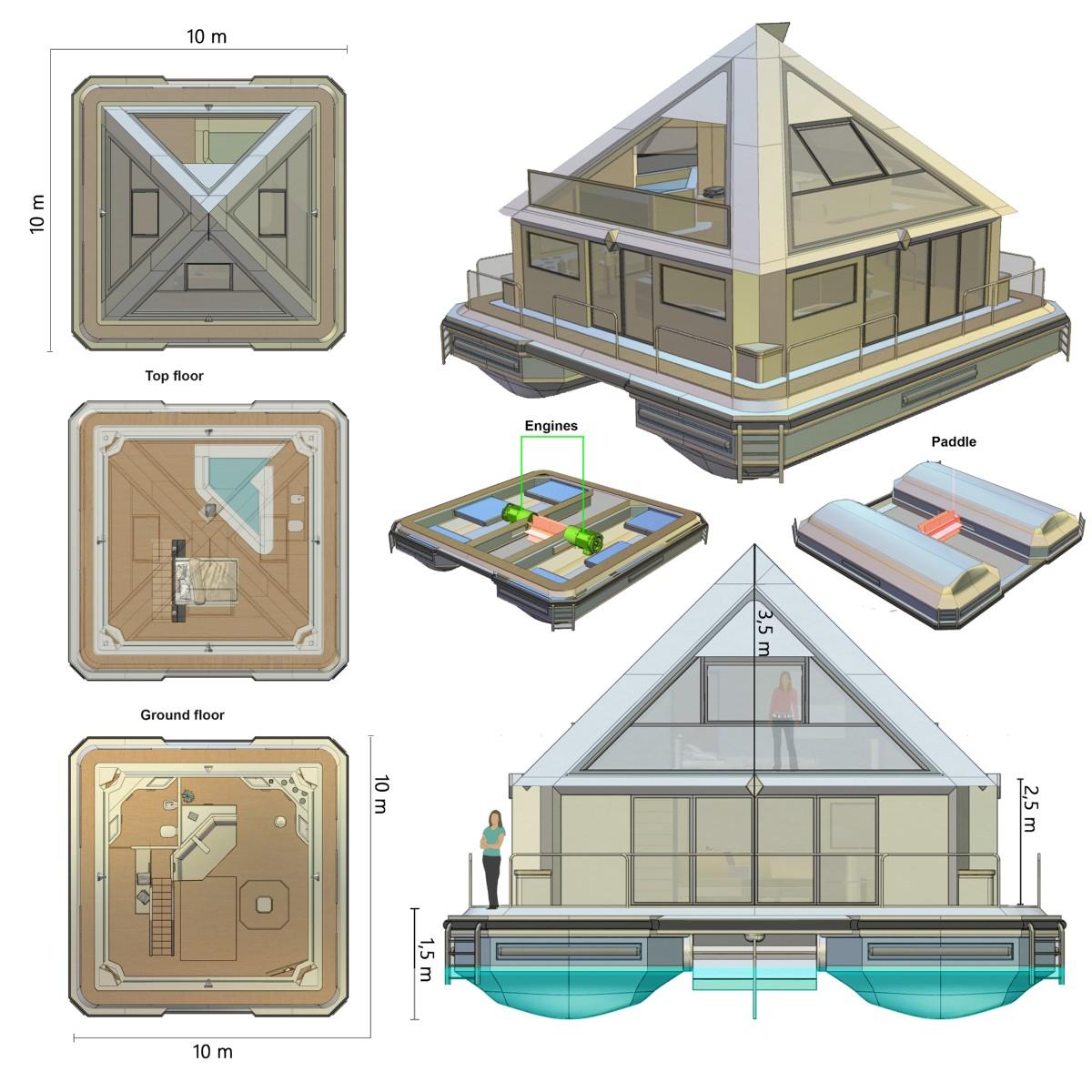 arquitectura-maya-ciudad-flotante-autosustentable-piramides-wayaland