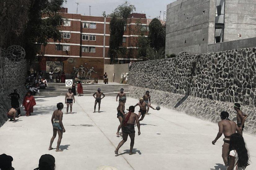 mexico-juego-de-pelota-prehispanico-azcapotzalco-cdmx-moderno-contemporaneo