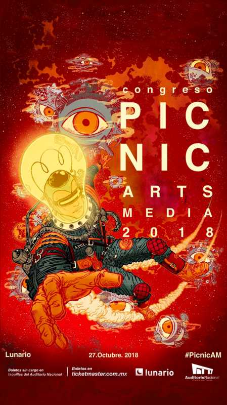 congreso-picnic-arts-media-2018-boletos-informacion-cartel
