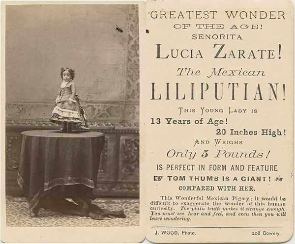 persona-mexicana-mas-pequena-historia-liliputense-vedette-lucia-zarate-historia
